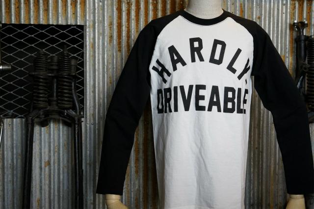 画像1:  HARDLY-DRIVEABLE Long Sleeve Shirts (Arch-Black)