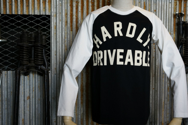 画像1:  HARDLY-DRIVEABLE Long Sleeve Shirts (Arch-Beige)