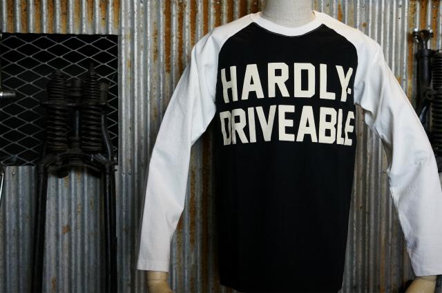 画像1:  HARDLY-DRIVEABLE Long Sleeve Shirts (straight-Beige)