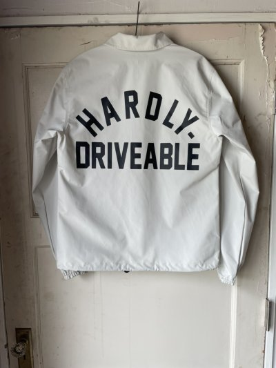 画像2: Three-layer coach jacket Ivory