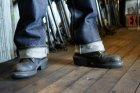 他の写真2: HARDLY-DRIVEABLE  Double Knee Jeans