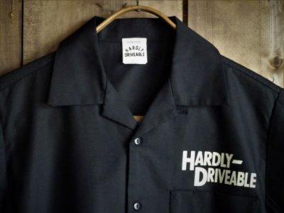画像2: Short sleeve work shirt Black