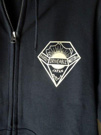画像3: Double zip hoodie