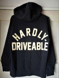 Double zip hoodie