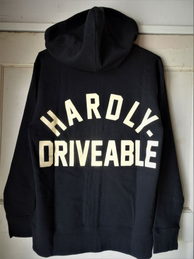 画像1: Double zip hoodie