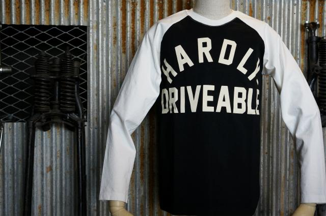 画像1:  HARDLY-DRIVEABLE Long Sleeve Shirts (Arch-Beige)