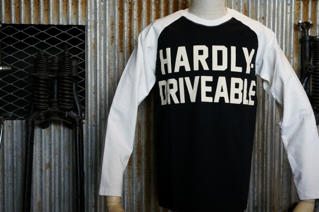 画像1:  HARDLY-DRIVEABLE Long Sleeve Shirts (straight-Beige)