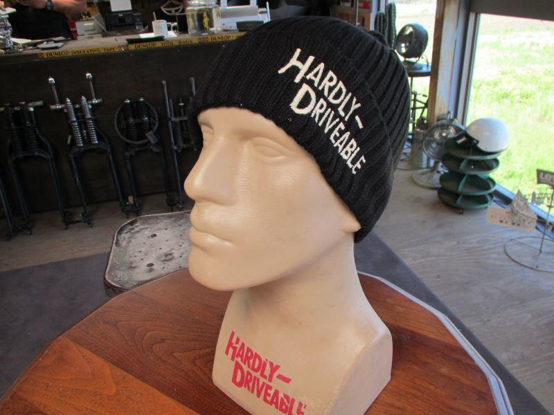画像1: HARDLY-knit cap