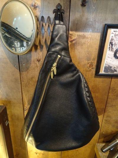 画像1: HARDLY-DRIVEABLE Motorcycle teardrop bag